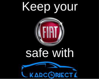 Locate the OBDII port of your Fiat