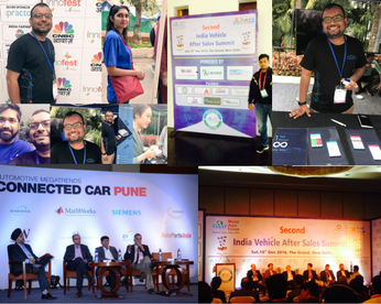Karconnect made entry in Vehicle Aftermarket Service Segment