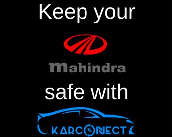 Locate the OBD II Port of Mahindra