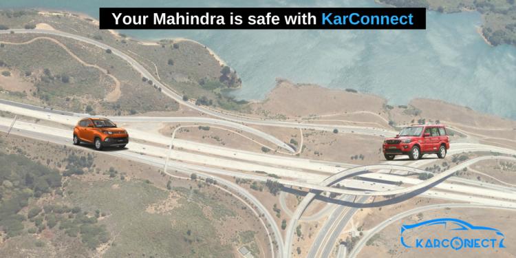 Mahindra with KC