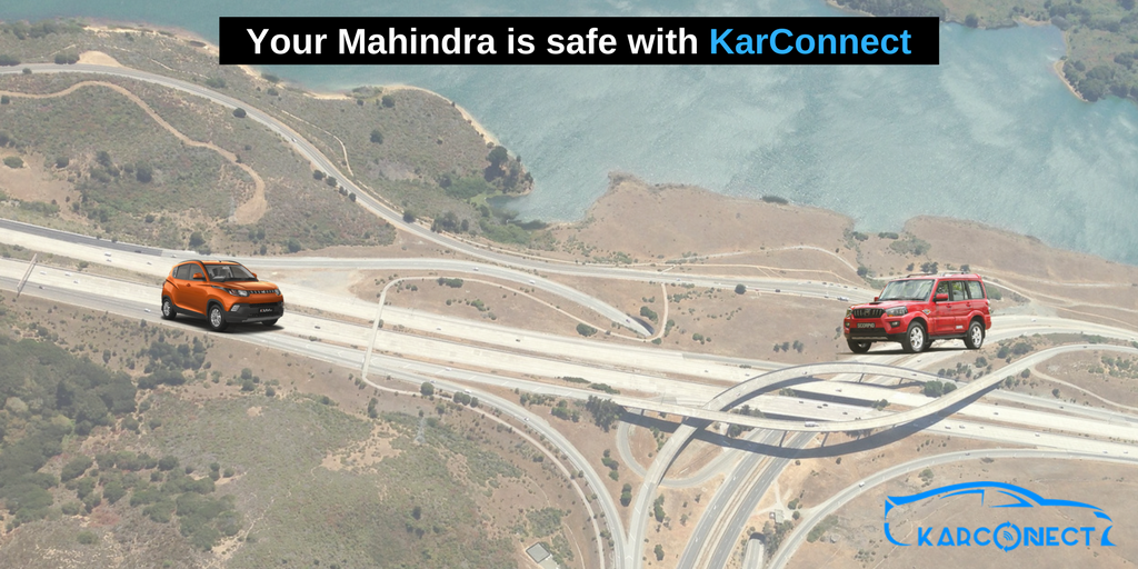 Locate the OBD II Port of Mahindra - KarConnect